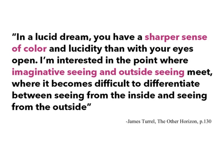 James Turrell quote