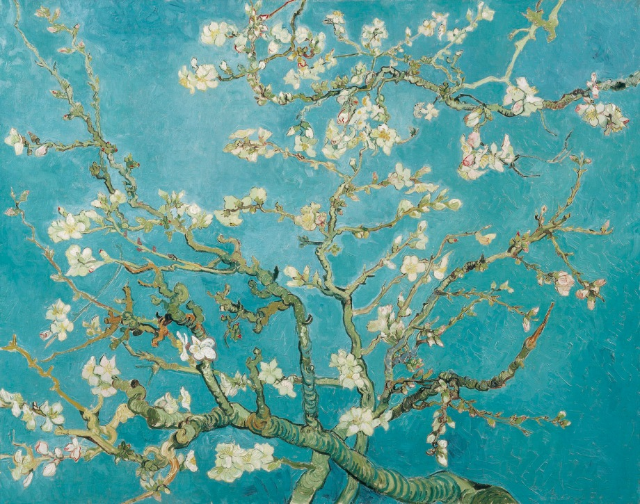 Vincent_van_Gogh_-_Branches_of_an_Almond_Tree_in_Blossom_(F671)