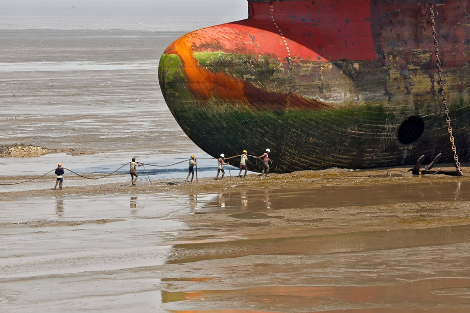 shipbreaking-india