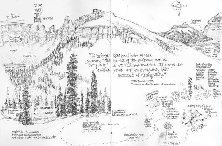 Hinchman-Pass-Hike