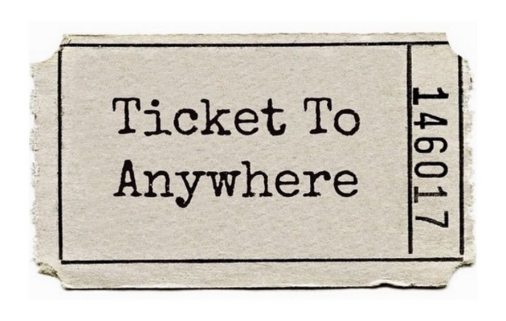 Ticket+To+Anywhere