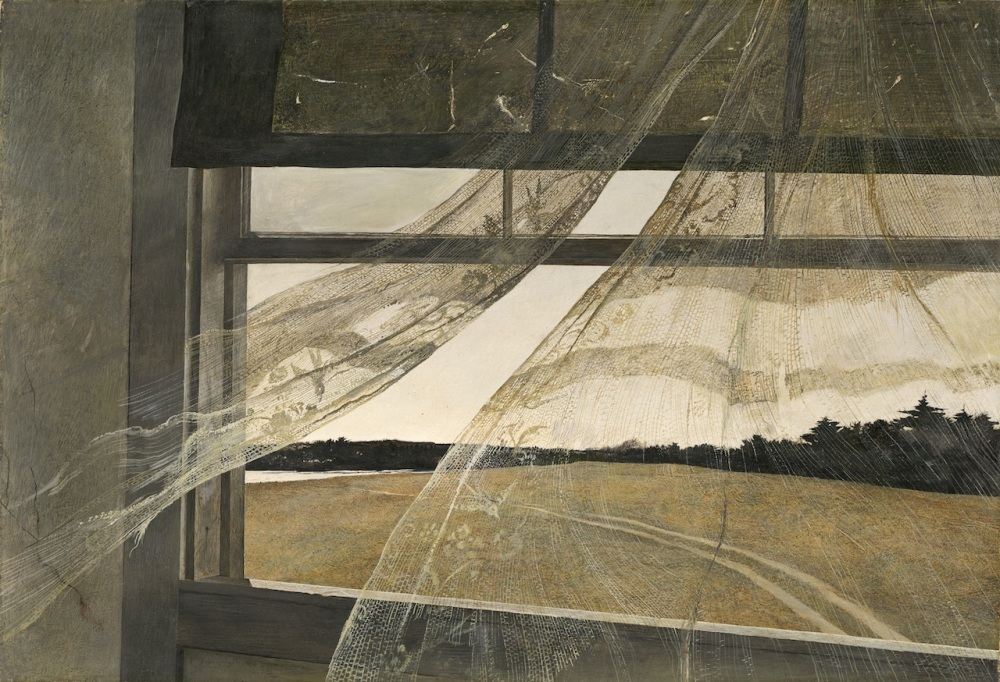 Wyeth Window 1